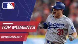 Joc goes deep, plus nine more moments from WS Game 4