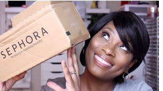 MY POCKETS ARE EMPTY, Y'ALL!! | SEPHORA VIB SALE HAUL | AUG '19
