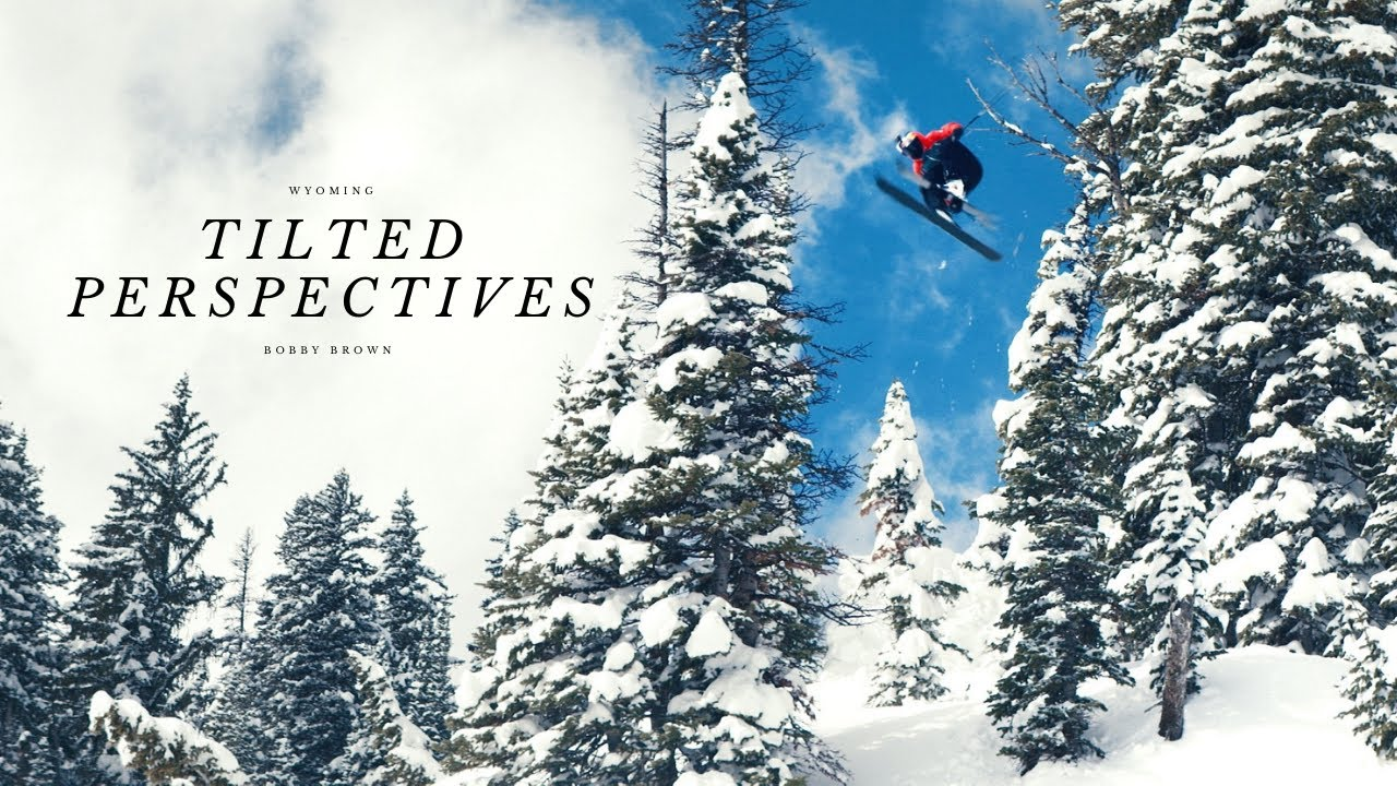 Backcountry Ski Film | Tilted Perspectives | Bobby Brown 4k