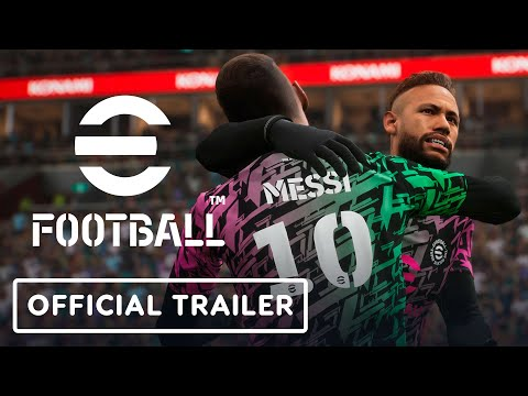 eFootball – Official Reveal Trailer (PES 2022)
