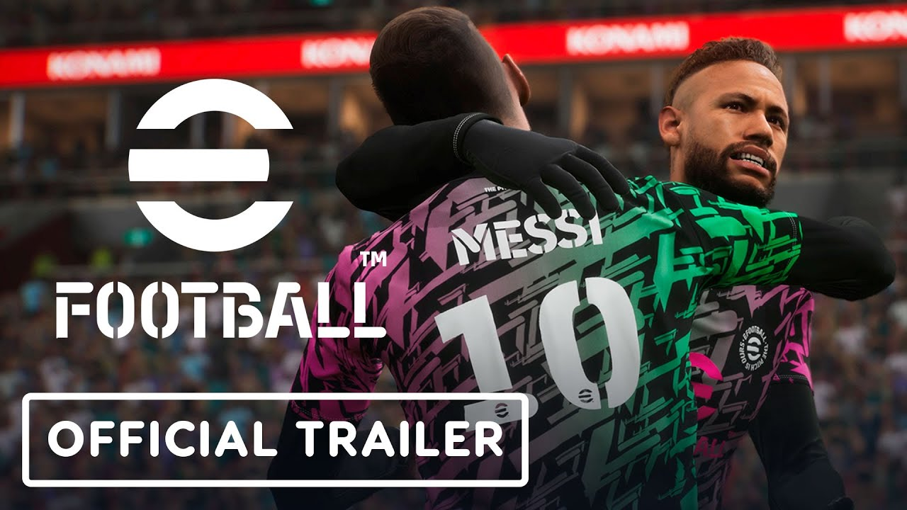 Download eFootball - Official Reveal Trailer (PES 2022)