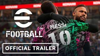 eFootball - Official Reveal Trailer (PES 2022) screenshot 5