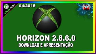 Horizon 2.8.6.0 - Para Kernel 17349 e 17489 etc - ( Liberado 30/04/ 2015 ) - Download e Apresentação