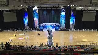 Официальные соревнования Танцевальный спорт  22.02.2021