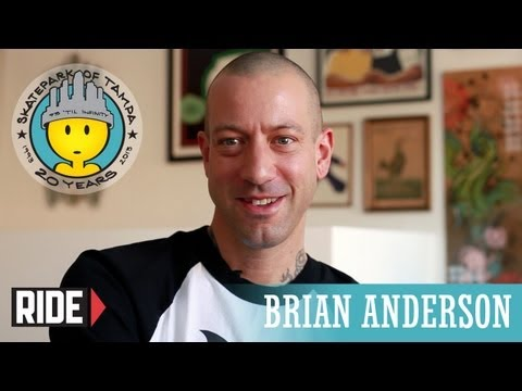 """Brian Anderson: SPoT """"20"""" Year Experience - Episode 4"""