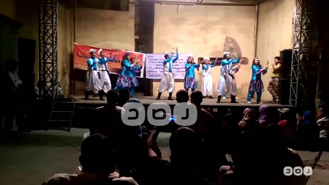 شبكة رصد: رصد   احتفالية مديرية الثقافة بالقاهرة بالذكرى الـ 42 لحرب أكتوبر