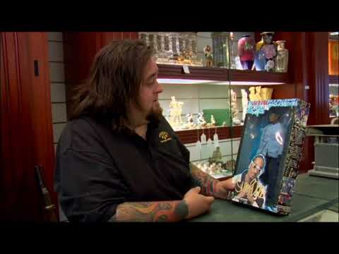 Snoop Dogg Doll at Pawn Stars
