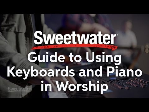 Guide to Using Keyboards in Worship presented by Ian McIntosh with Jesus Culture