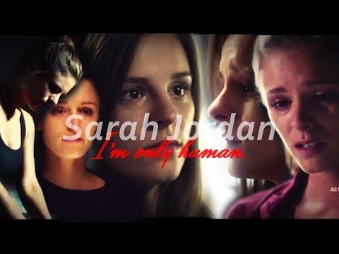 Sarah Jordan  I'm Only Human Helix
