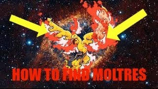HOW TO FIND: MOLTRES!!? RIP SHINY REGICE???!!! (Project Pokemon Roblox)