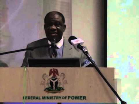 1 MINISTER'S SPEECH MINISTRY OF POWER