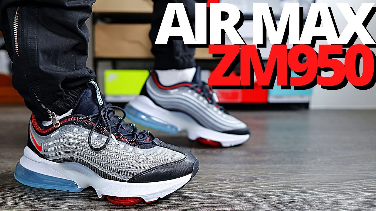 WATCH BEFORE YOU BUY! Nike Air Max ZM950 On Foot Review