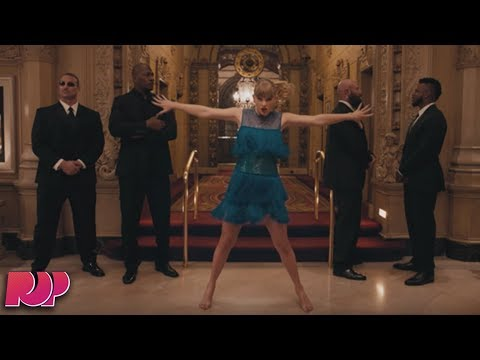 Did Taylor Swift's Delicate Music Video RIP OFF Spike Jonze's Fragrance Ad?