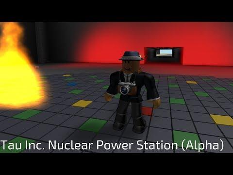 Tau Inc. Nuclear Power Station Dry Meltdown