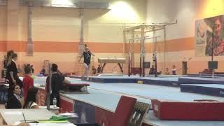 Камкова Ксения - прыжок 2