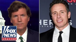 Tucker uncovers more audio between CNN's Chris Cuomo and Michael Cohen