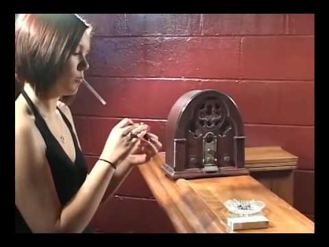 YOUNG GIRL CHAIN SMOKING 4.MP4 - YouTube