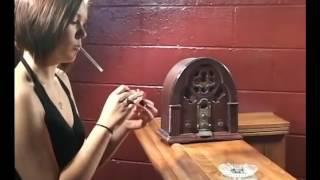 YOUNG GIRL CHAIN SMOKING 4.MP4