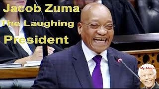 ☺ FUNNY REMIX. Jacob Zuma The Clown.