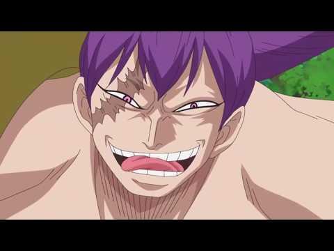 Nami vs Cracker / One Piece 803
