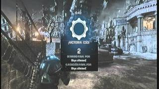 Gears Of War 3 | Mizar # 2 | 2vs2