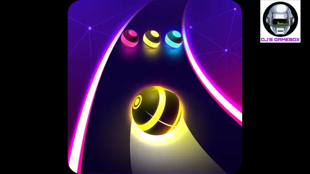 Dancing Road! Colour Ball Run! TRENDING game! ( - YouTube