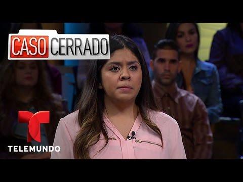 Pobrezafilia   Caso Cerrado   Telemundo