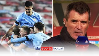 Roy Keane reacts to Man United's Carabao Cup defeat to Manchester City
