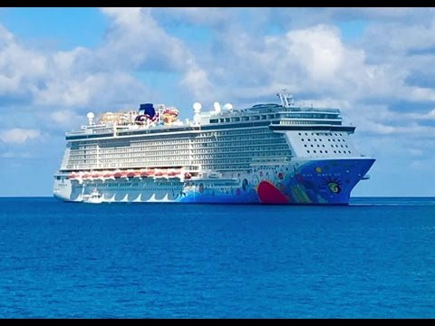 Norwegian Breakaway Cruise VLOG December 26, 2016--- New Year's Cruise