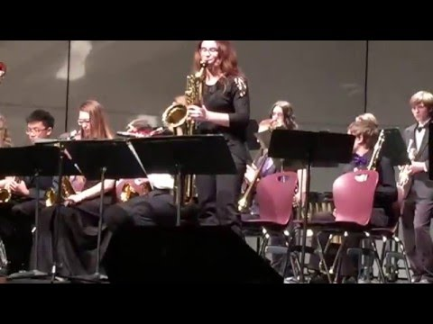 Lakeville South High School Jazz Band 3/15/16