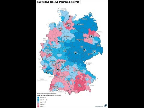 Cambiamento demografico in Germania: le implicazioni