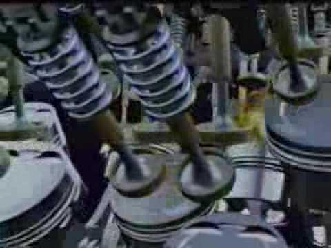 Funcionamento dos cilindros