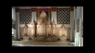 The Organ at Wanamaker