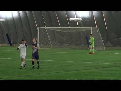 Fusion Boys Soccer 2002 vs St Croix Academy Blue 2001 2019-02-18