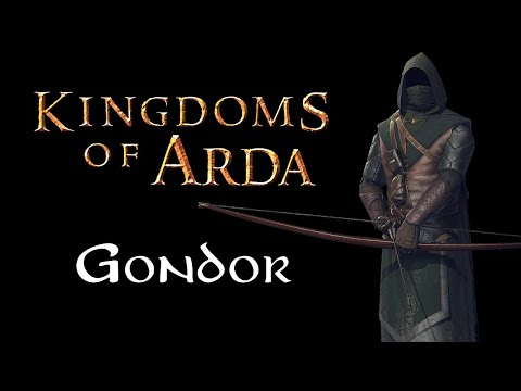 Kingdoms Of Arda - Gondor - Lord Of The Rings Mod For Bannerlord