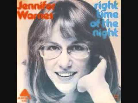 Jennifer Warnes: Right Time Of The Night