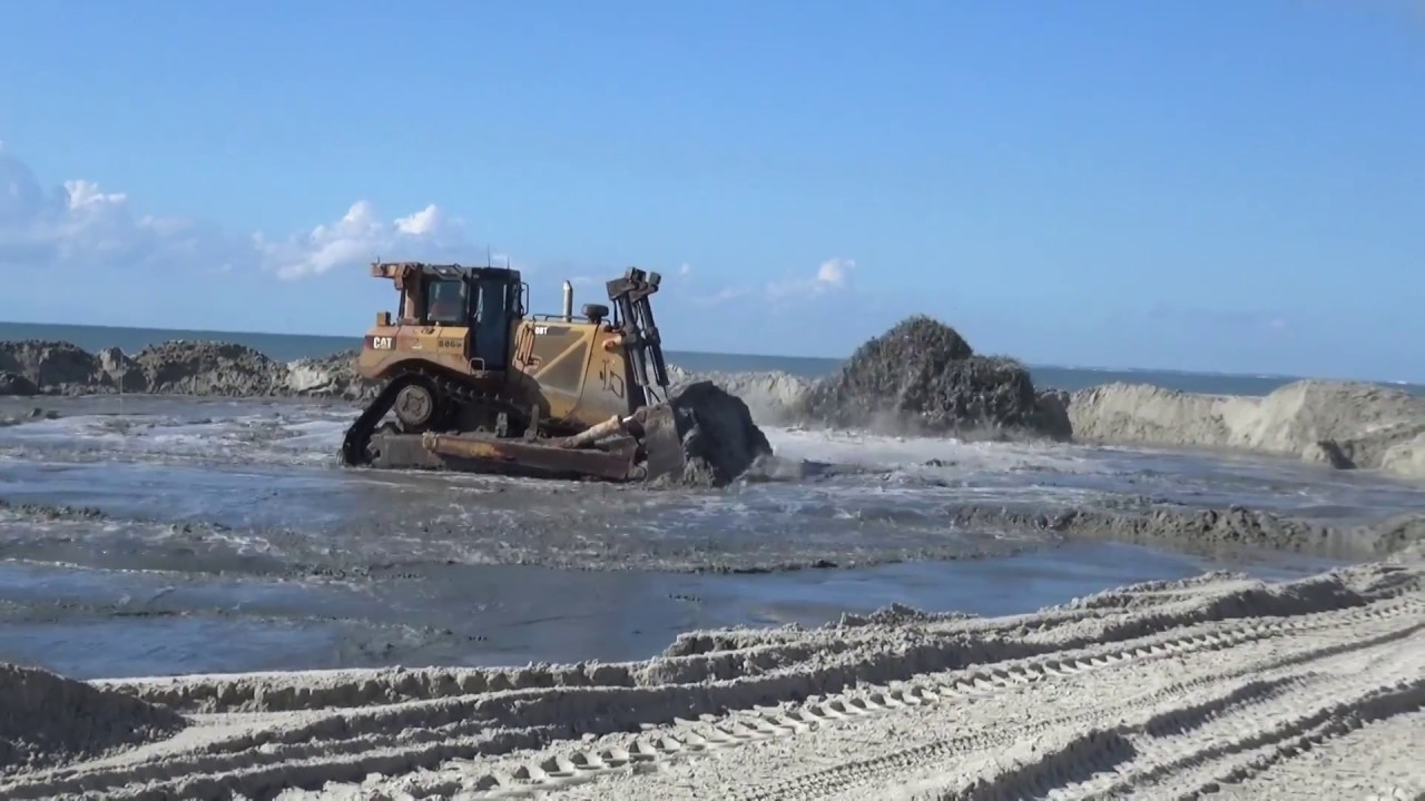 More Beach To Love Outer Banks Nourishment Projects 2017