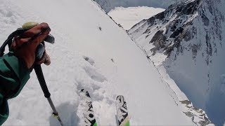 18 Freshly Smoked up First Descents | Yukon Canada Backcountry