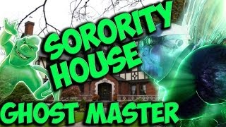 SCARING THE SH*T OUT OF SORORITY GIRLS! - Ghost Master PC Gameplay
