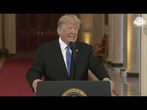President Trump's full post-election press conference