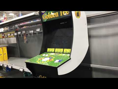 Arcade1Up Golden Tee Back To Full Price Best Buy Arcade 1Up from rarecoolitems