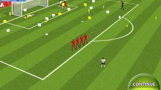 World Cup Kicks Game Part 1
