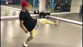 MiyaGi – БадаБум - официальный танец (Bada boom official video)