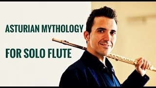 Fernando Agüeria - Asturian Mythology for Flute