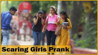 Scaring Girls In Public Prank - Prank In India | The HunGama Films