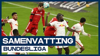 🤩 Heerlijke voetbalshow bij Bayern tegen Leipzig | Samenvatting Bayern München - RB Leipzig