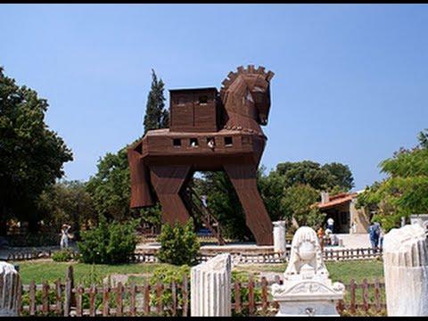 Istanbul Troy Tour Trip Turkey