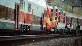 Séria mimoriadnych hlásení zo stanice Bratislava-Vinohrady po zrážke dvoch vlakov