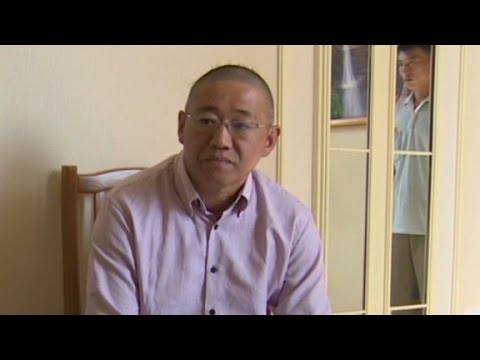 Kenneth Bae: 'Send somebody'