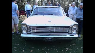 1965 Ford Galaxie 500 LTD  Wht Amelia Island 031017